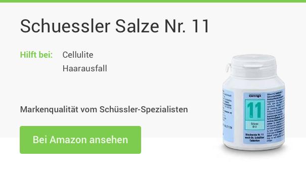 Schüssler Salz Nr 11 Großzügig In Der Anwendung