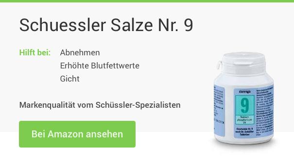 Schüssler Salz Nr 9 Natriumphosphat